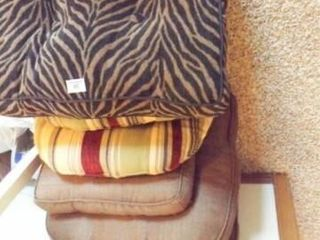 Chair Cushions  6    3 styles