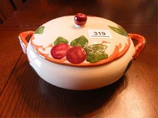 Franciscan Apple Casserole Dish