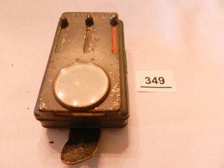 World War II Daimon Flashlight