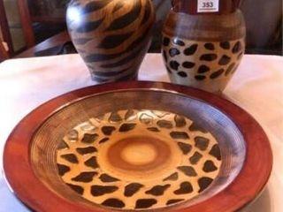 Decorative Pieces  1 Bowl