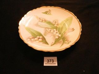 Austrian Hand painted Plate