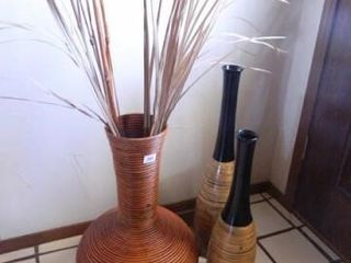 large Glass Bottles  large Urn Vase