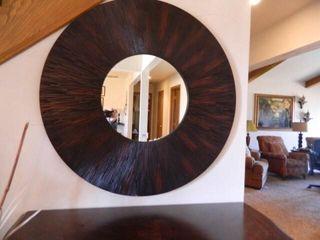 Wall Mirror  Round  36  diam
