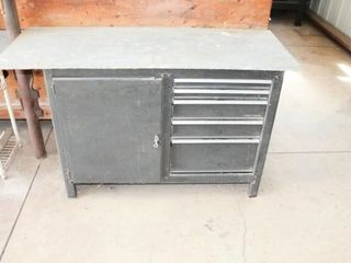 Craftsman Tool Chest 331 2  x 44  Top is 54  long