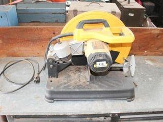DeWalt D28700 14  Chop Saw