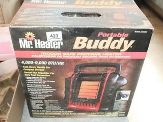 Mr  Heater Portable Buddy Propane Heater