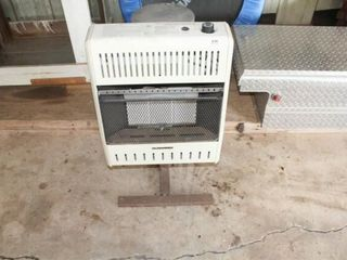 Pro Com Heater with metal Frame
