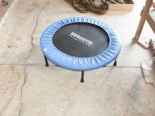 Dura Gym Pro Series Mini Trampoline