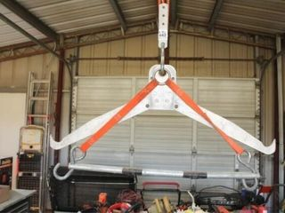 Hoist System and Heavy Rope