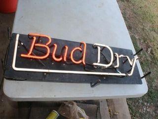Neon Bud Dry light