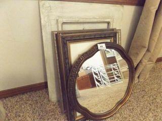 Framed Art  Mirror  9