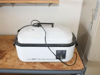 NESCO 18 Qt Roaster Oven
