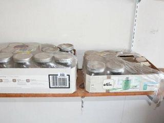 Canning Jars   10 Quart  6 Pint