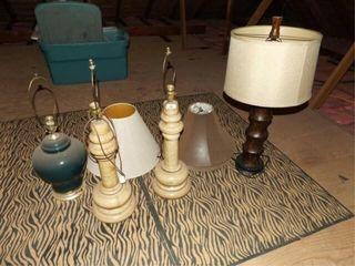 lamps  4  lamp Shades  4