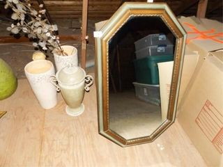 Wall Mirror  Decor Vases  3