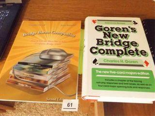 Bridge Game Books