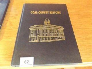 2003 Coal County  OK History Book