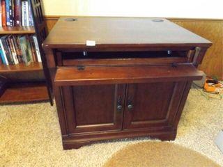 Computer Printer Desk Cabinet