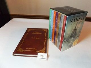 C S  lewis Books   Narnia Set