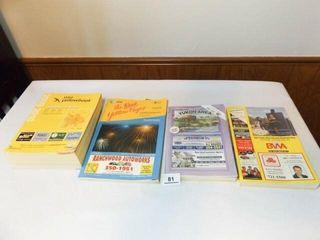 Oklahoma City Area Phone Books  4
