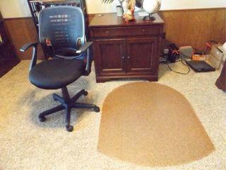 Floor Protector  Office Chair  adjustable