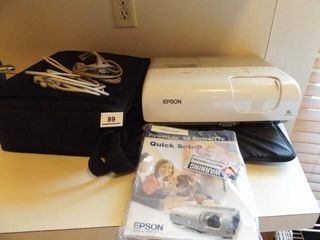 Epson lCD Projector  EMP  55