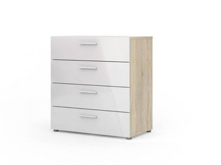 Porch and Den Angus Contemporary 4 Drawer   Color Unknown