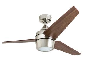 Honeywell 52  Eamon Ceiling Fan w  Remote Control   Chocolate Maple and Ebony
