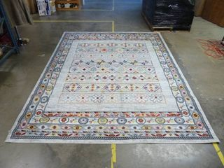 8FT x 10FT Bohemian  Electric Floral  Area Rug