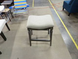 Single The Gray Barn Curved Saddle Seat