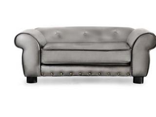Furniture of America Pet Sofa   GRAY
