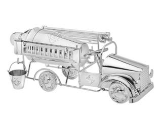 Godinger Fire Truck 10 Pc  Bar Tool Set