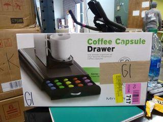 Mind Reader 50 Pod Drawer For Nespresso Capsules