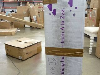 TWIN SIZE Wayfair Sleep 8  Firm Memory Foam Mattress