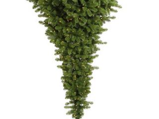 5 5  Green Upside Down Christmas Tree