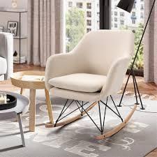 Furniture R Switch Rocking Chair  Retail 259 99 beige