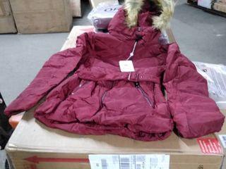 orolay women coat marron medium