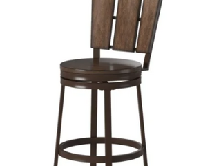 Grinell Swivel Counter Stool by Greyson living   Counter Height   Counter Height  Retail 129 99