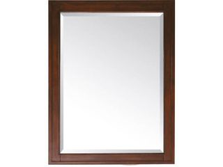 Madison Mirror in Tobacco Finish  24 Inch by 32 Inch