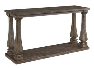 Johnelle Gray Sofa Table  Retail 305 49