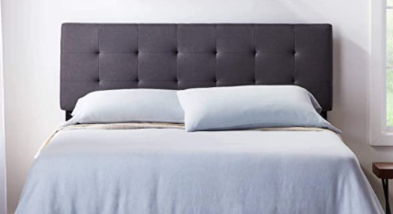 Square Tufted Mid Rise Headboard