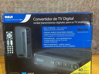 RCA TV Converter