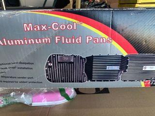 TCI max cool aluminum fluid pans