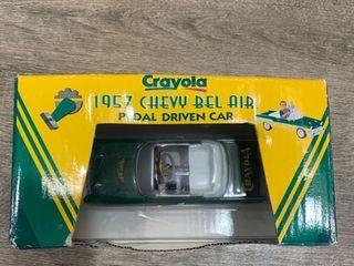 1957 Chevy Bel Air Pedal Car