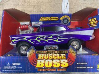 Muscle Boss custom rod