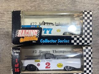 racing Collectables 2 pack