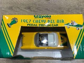 Crayola 57 Bel Air Pedal Car