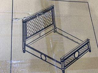 ACME Queen Bed Footboard