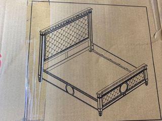 ACME Queen Bed Rails