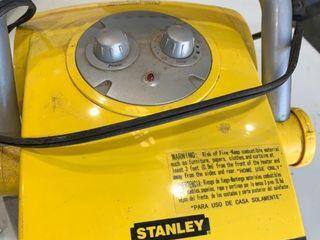 Stanley Heater and Fan